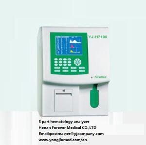 Smart 3 Part Diff Hematology Analyzer pictures & photos