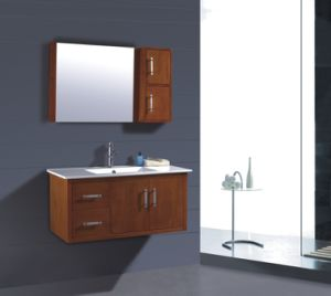 1000mm PVC Bathroom Vanity (B-257) pictures & photos