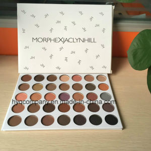 New Morphe Xjackynhill 35 Colors Waterproof Eyeshadow Palette pictures & photos