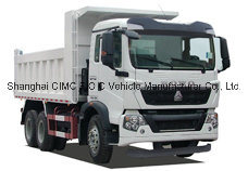 Sinotruk HOWO T5g Series 10wheels 6*4 Tipper Truck pictures & photos