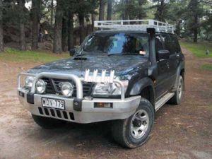 4X4 off-Road Car Snorkel for Nissan Gu Patrol Wagon (Y61) pictures & photos