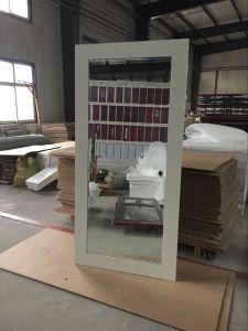 White Laminated Mirror Door pictures & photos