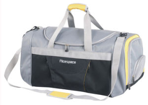 Duffle Bag with Bottle Pocket for Travelling