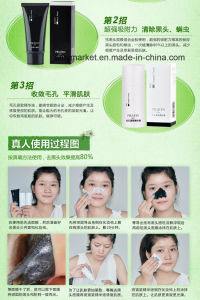Pilaten Blackhead Removal Black Mud Mask Plus Blackhead Export Liquid and Skin Compact Essence Good Skin Care Face Mask Kit pictures & photos