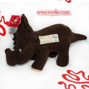 Stuffed Cloth Patch Toy Dinosaur pictures & photos