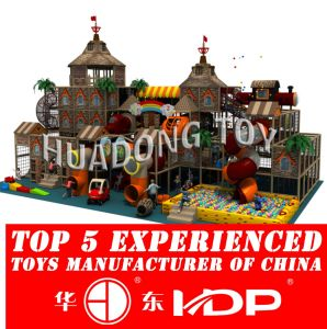 Huadong Indoor Playground New Style Ancient Tribe (HD2015B-005A) pictures & photos