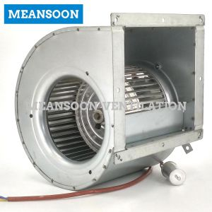 12-12 Dual Inlet Centrifugal Ventilator for Air Conditioning Exhaust Ventilation pictures & photos