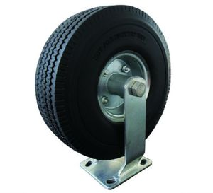 Flat-Free Casters / PU Foam Solid Wheels (CW503-YT) pictures & photos
