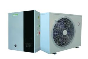 10kw DC Inverter Heat Pump with ERP Certificate (KRS-12DW(D)) pictures & photos
