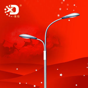 60W Double LED Lamp Lighting Power Pole pictures & photos