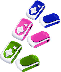 Colourful Clip MP3 Player (DZ-601) pictures & photos