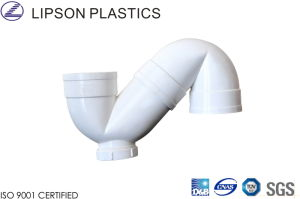 PVC Pipe Fitting White S Trap pictures & photos