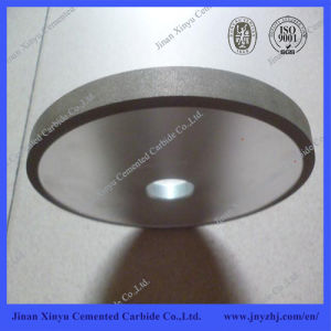 High Rigidity Diamond Grinding Wheel for Hard Alloy Processing pictures & photos