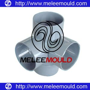 Plastic PVC T-Pipe Fitting Mould (MELEE MOULD -115) pictures & photos