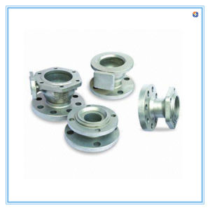 Investment Casting Flange Customized Designs and Specifications Are Accepted pictures & photos