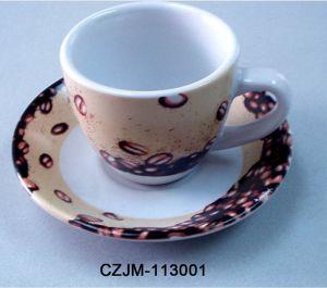 Espresso Cup& Saucer pictures & photos