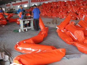 Professional Manufacturer PVC Oil Float Booms pictures & photos