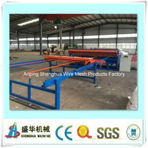 High Technolywelded Wire Panel Mesh Machine (China ISO9001, CE) pictures & photos