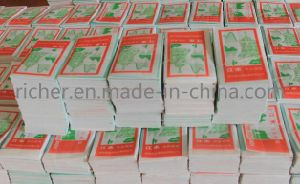 20GSM Vertical Line Smoking/ Rolling Paper in Book pictures & photos