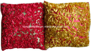 Satin Rose Embroidery Poly Decorate Cushion/New Modern Style Cushion