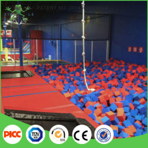 Xiaofeixia Indoor Trampoline with Foam Pit pictures & photos