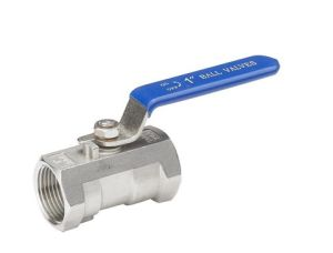 Thread Ball Valve (SS/WCB ball valve in NPT threaded) pictures & photos
