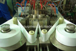 Automatic Pharmaceutical Machinery Suppository Forming Filling Sealing Machine (ZS-U) pictures & photos