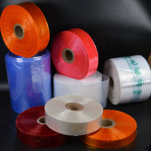 PE Clear Colored Heat Shrink Wrap Film pictures & photos