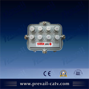 CATV RF Outdoor Splitter Tap pictures & photos
