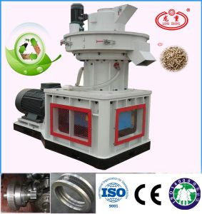 Hot Sale Lt 70 High Capacity Ring Die Wood Pellet Mill