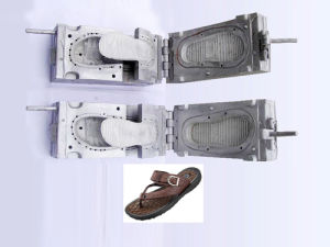 Plastic Shoes Mould. Slippers Mold pictures & photos