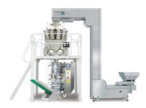 Automatic Valve Bag Form Fill and Seal Machine for Coffee pictures & photos