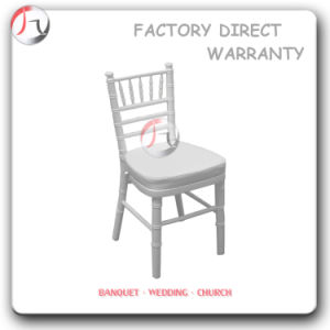 Event Wooden Kids White Chiavari Chair (AT-106) pictures & photos