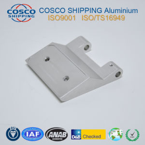 Aluminium/ Aluminum Square Door Hinge (AL6063 with ISO9001: 2008) pictures & photos