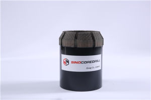 Face Discharge Natural Diamond Surface Set Drill Bits