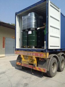 China Factory High Solvent Car Paint Thinner pictures & photos