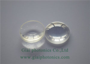 Wholesale Giai Calcium Fluoride Bi-Convex (DCX) Clear Optical Lenses pictures & photos