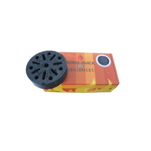 Honeycomb Coconut Shell Instant Light BBQ Charcoal Briquette