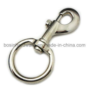 Heavy Duty Metal Pet Collar Snap Hook pictures & photos