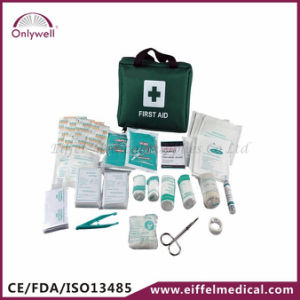 Nylon Office Employee Medical Emergency First Aid Kit pictures & photos
