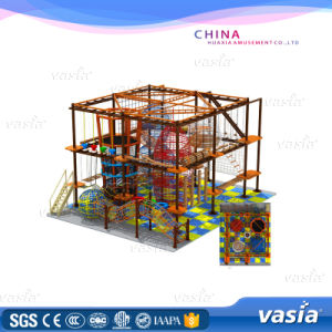Rope Courses Series Children Amusement Park Equipment Big Children Playground pictures & photos