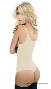 Strapless Power Tummy Trimmer Compression Shaper Shapewear pictures & photos