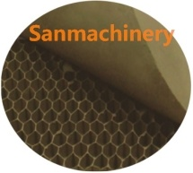 Honeycomb Paper Panel Lamination Line with Ce pictures & photos
