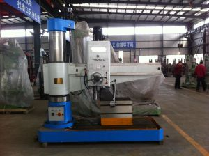 Radial Drilling Machine with Drilling Capacity 50mm pictures & photos