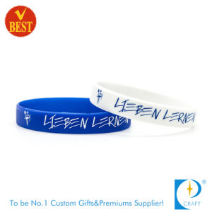 Eco-Friendly Fashion Imprinted Wristband From China pictures & photos