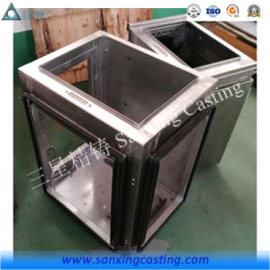 Outdoor Water Proof Stainless Steel Electric Meter Box pictures & photos