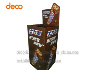 Cardboard Display Box Paper Display Shelf Display Stand pictures & photos