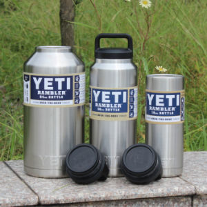 Yeti 18 Oz Rambler Bottle Stainless Steel Vacuum Insulated Bottle pictures & photos
