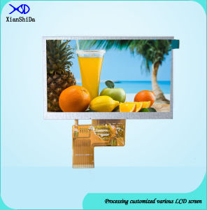 5.0 Inch LCD Screen with 650 CD/M2 Brightness pictures & photos