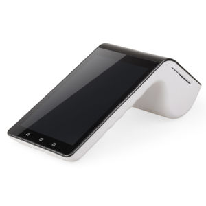 Handheld Touch Screen POS Terminal with Printer Scanner pictures & photos